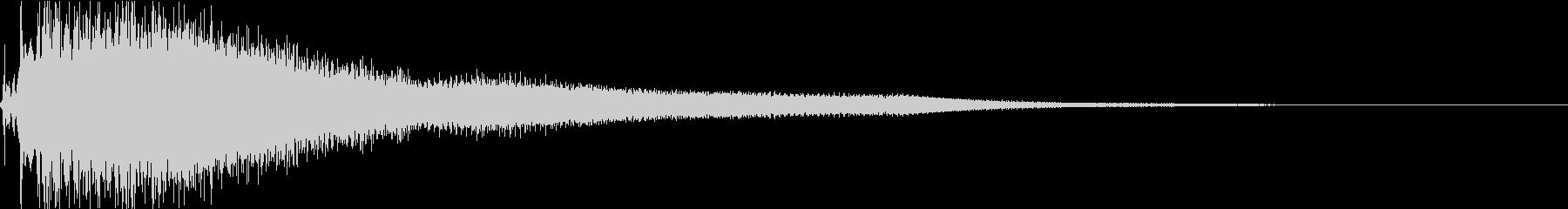 ジャラーン:アコースティックギターgの未再生の波形