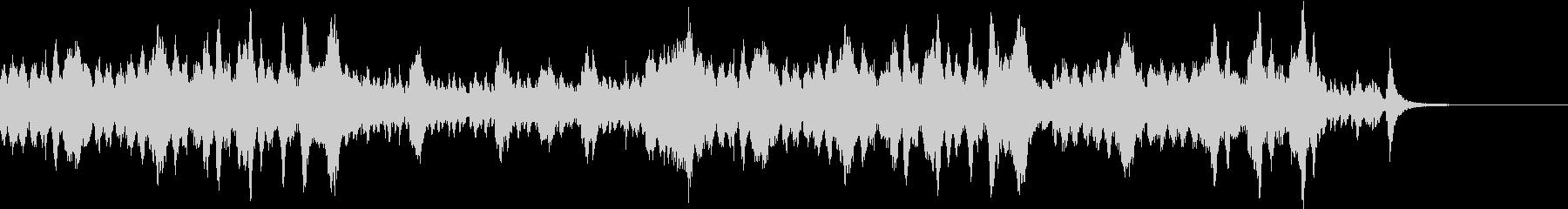ディズニー風 明るいハッピーなBGM の未再生の波形