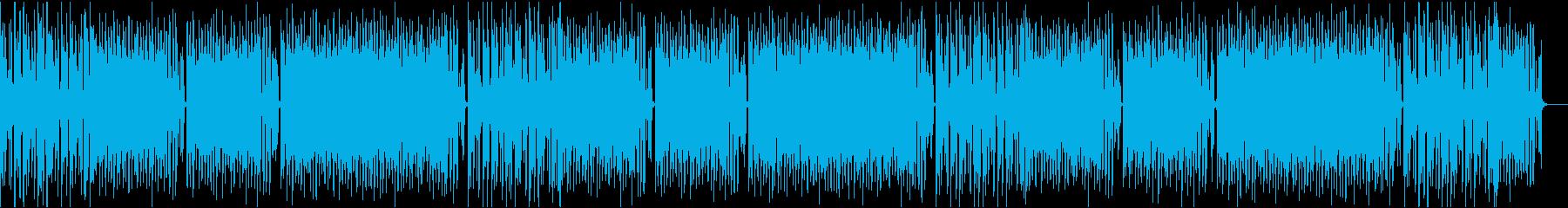 Comical / Karaoke's reproduced waveform