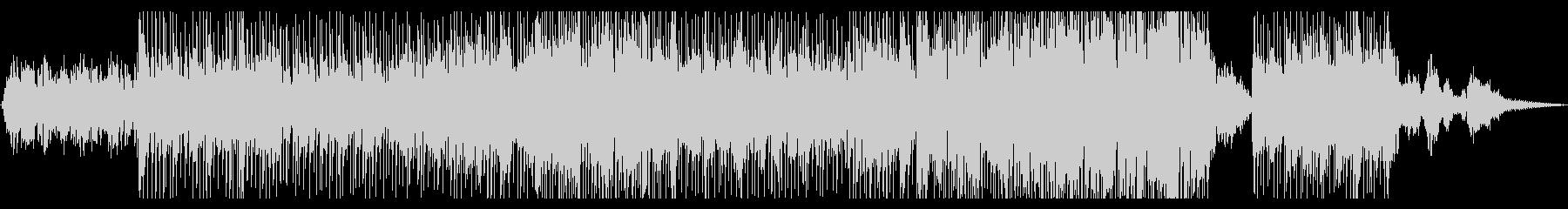 英語/女性ボーカル/生録/クールなR&Bの未再生の波形