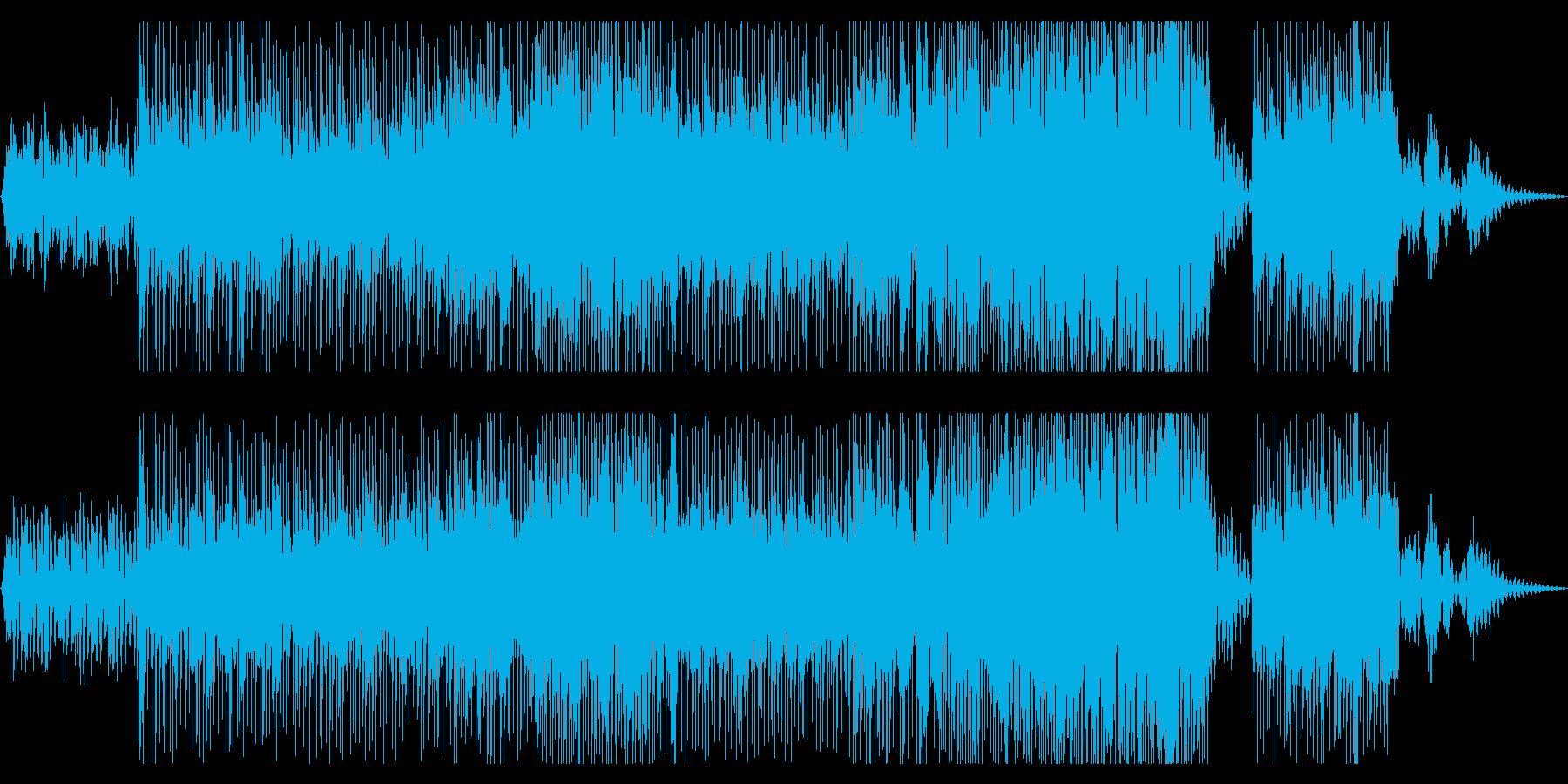 英語/女性ボーカル/生録/クールなR&Bの再生済みの波形