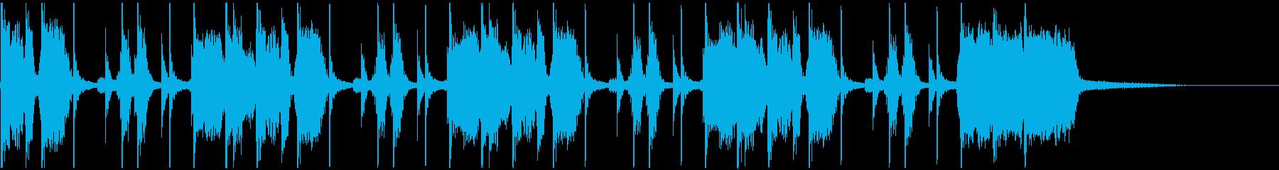 ファンク・ハードロック・バンド・バトルBの再生済みの波形