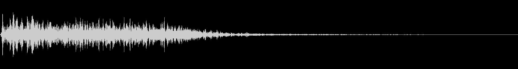 吹きすさぶ風・竜巻系の魔法(高レベル)mの未再生の波形
