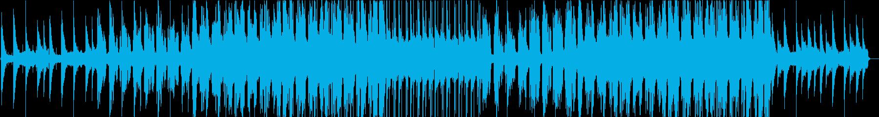 ピアノ 秋 冬 チルアウト エモい洋楽の再生済みの波形