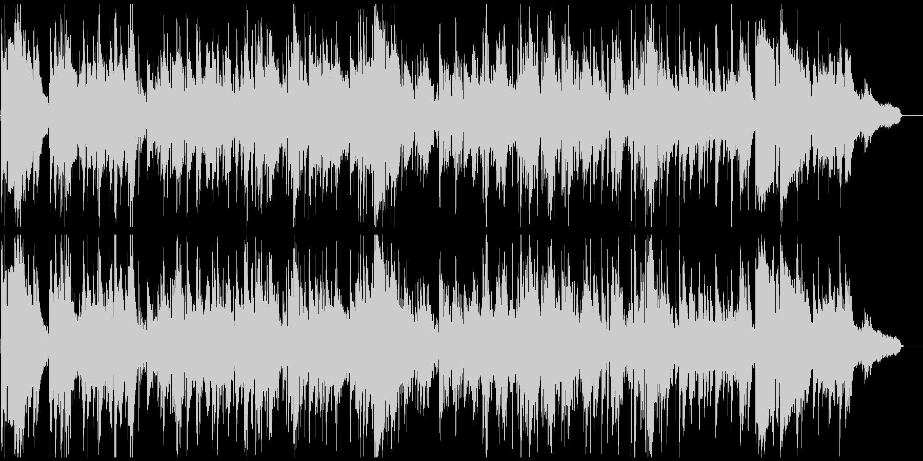 少し下品なエロい音色のセクシーサックスの未再生の波形