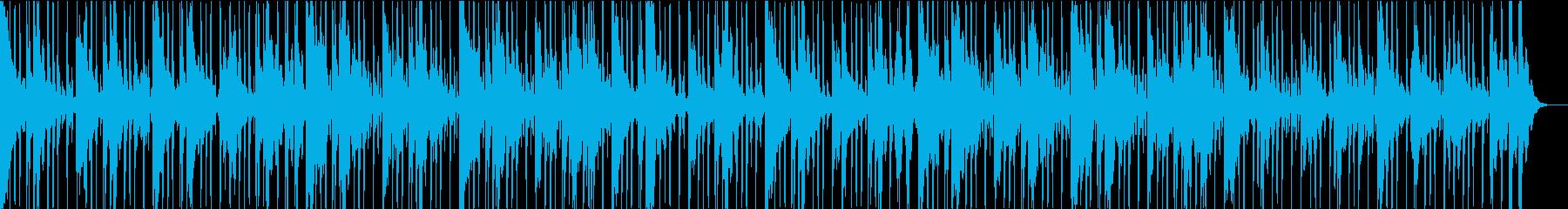 夜を感じるR&Bの再生済みの波形