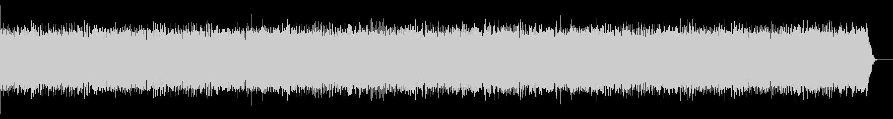 管弦楽組曲第一番 クーラントの未再生の波形