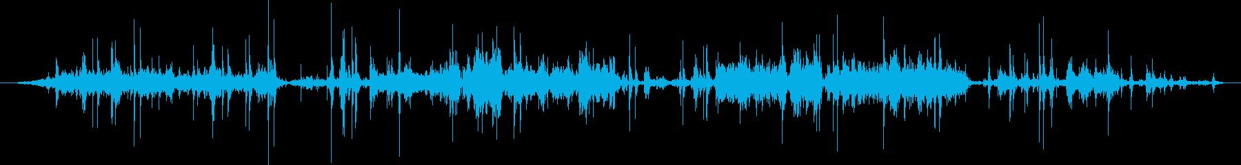 大型砥石ホイール:フット駆動:研ぎ...の再生済みの波形