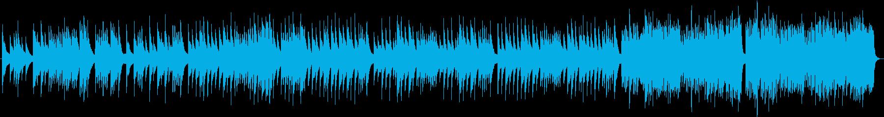 お正月の歌2曲メドレー(琴,笛)の再生済みの波形