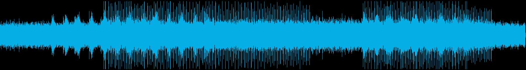 未来 電子音 企業VP・CMの再生済みの波形