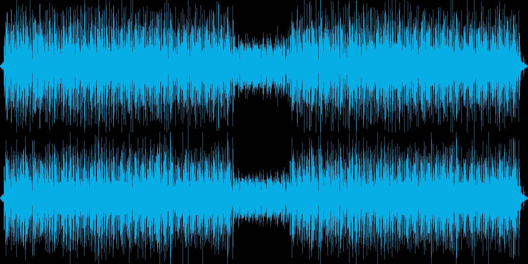 『アップルティー』暖かなピアノのLofiの再生済みの波形