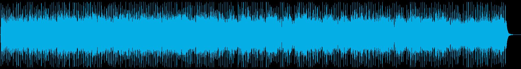 沖縄系ヒーリングBGM(ギターソロなし)の再生済みの波形