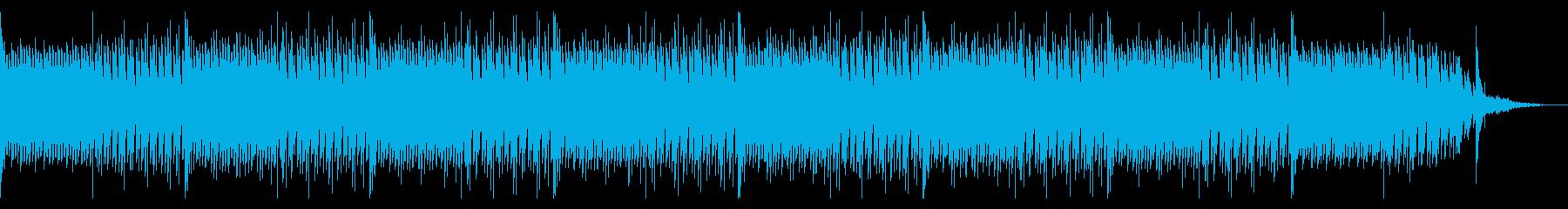 民族音楽的マリンバ・報道・医療・冷静の再生済みの波形