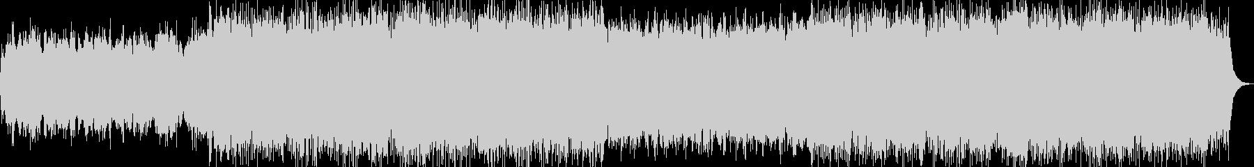 Uyuniの未再生の波形