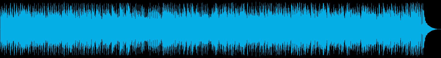 きらきら星(acoustic)の再生済みの波形