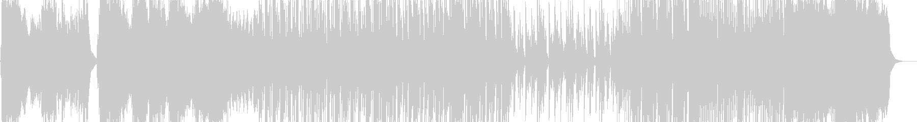 ピアノと室内楽風のコミカルなBGM2の未再生の波形