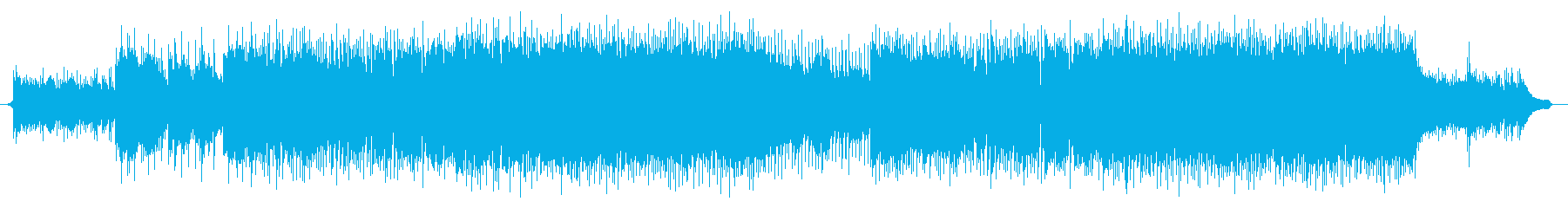 Energetic, Upbeat, Sports - Acoustic guitar's reproduced waveform