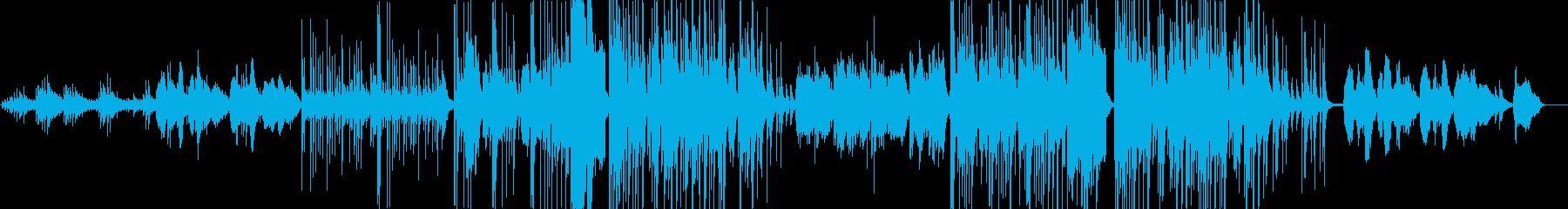 アガイティーラの再生済みの波形