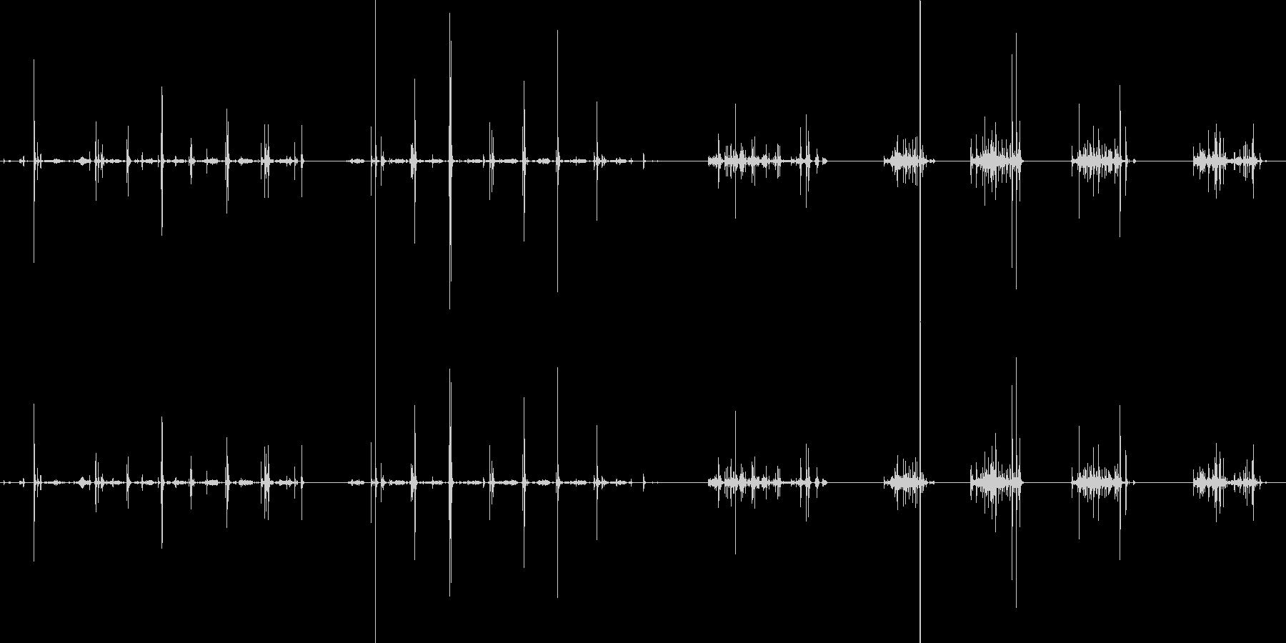 バキュームクリーナー、スモール、コ...の未再生の波形