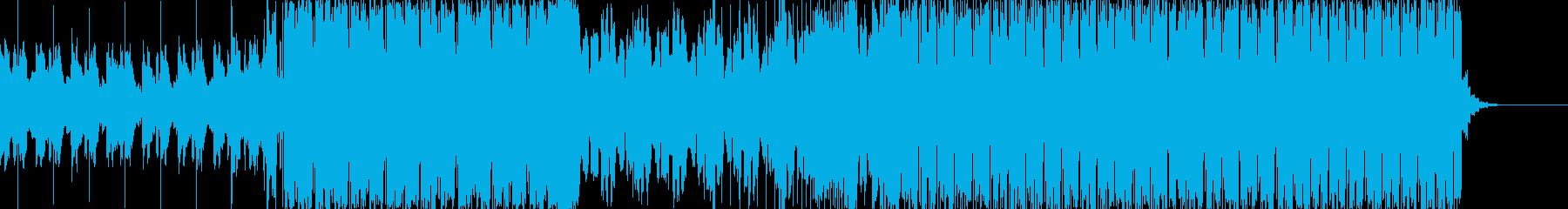 チルな雰囲気のFuturePopsの再生済みの波形