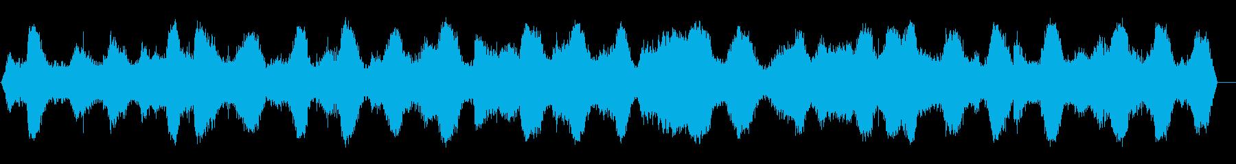 波-大-小石のビーチ-閉じるの再生済みの波形