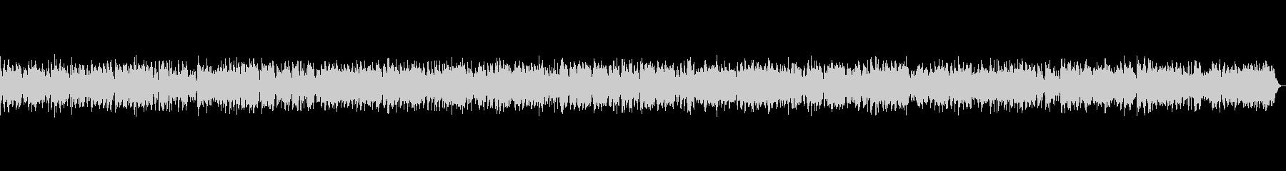 南国のリラクゼーションハワイアンバラードの未再生の波形