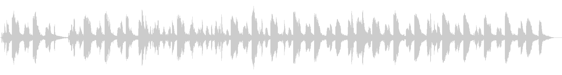 KANT近未来ロボット言語効果音2の未再生の波形
