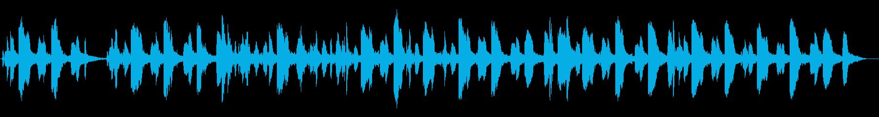 KANT近未来ロボット言語効果音2の再生済みの波形