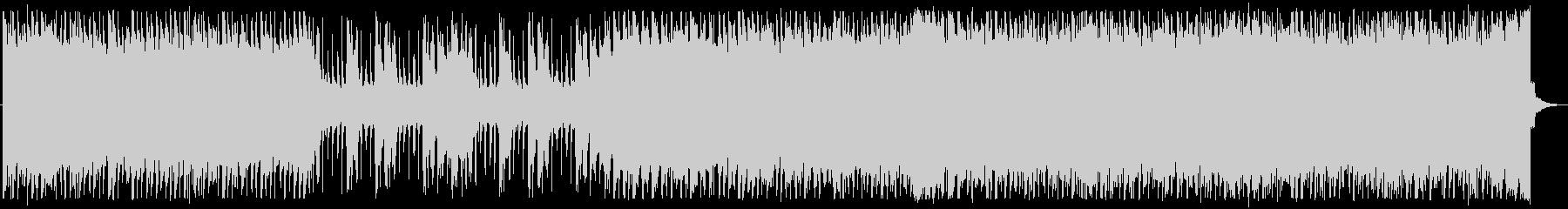 電子/疾走感/ロック_No358_3の未再生の波形