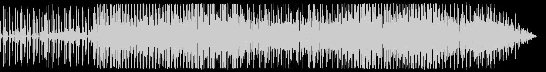 Electro Rock の2の未再生の波形