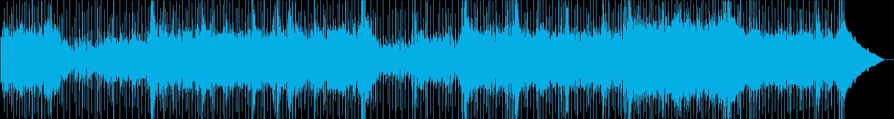 繰り返します。レッドホットチリペッパー。の再生済みの波形