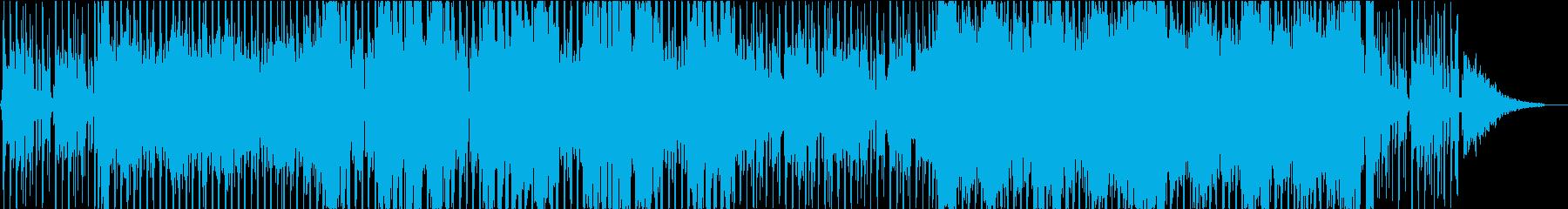 ファンク・ディスコ・レッツゴー!!の再生済みの波形