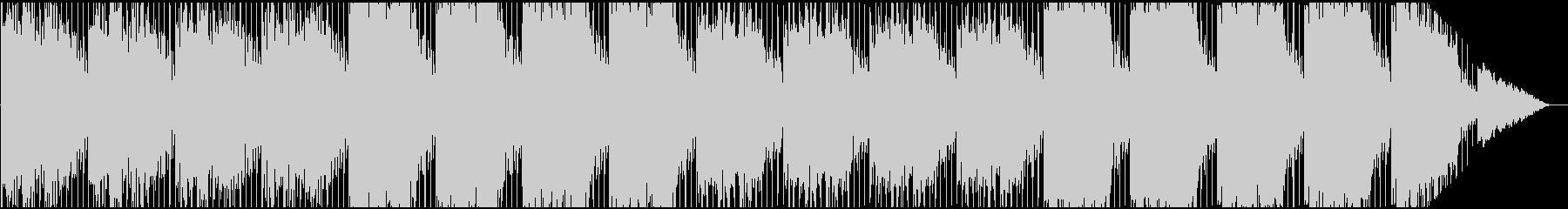 Fantastic and sparkling BGM's unreproduced waveform