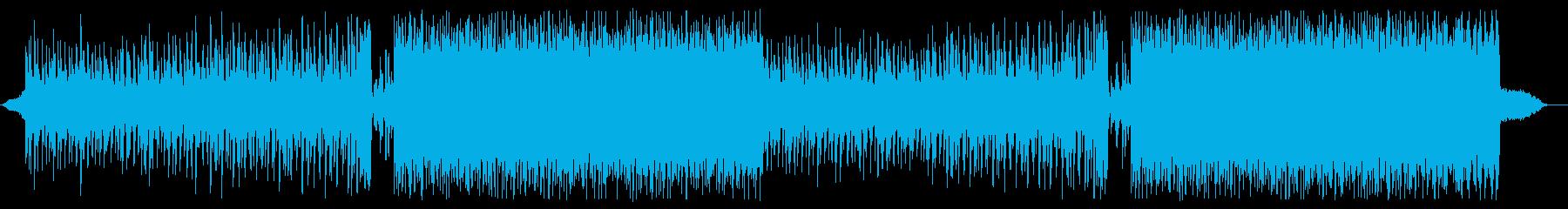 夏 洋楽 Future Popの再生済みの波形