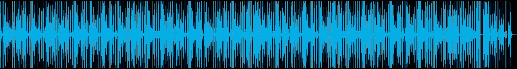 小人のクイズの再生済みの波形