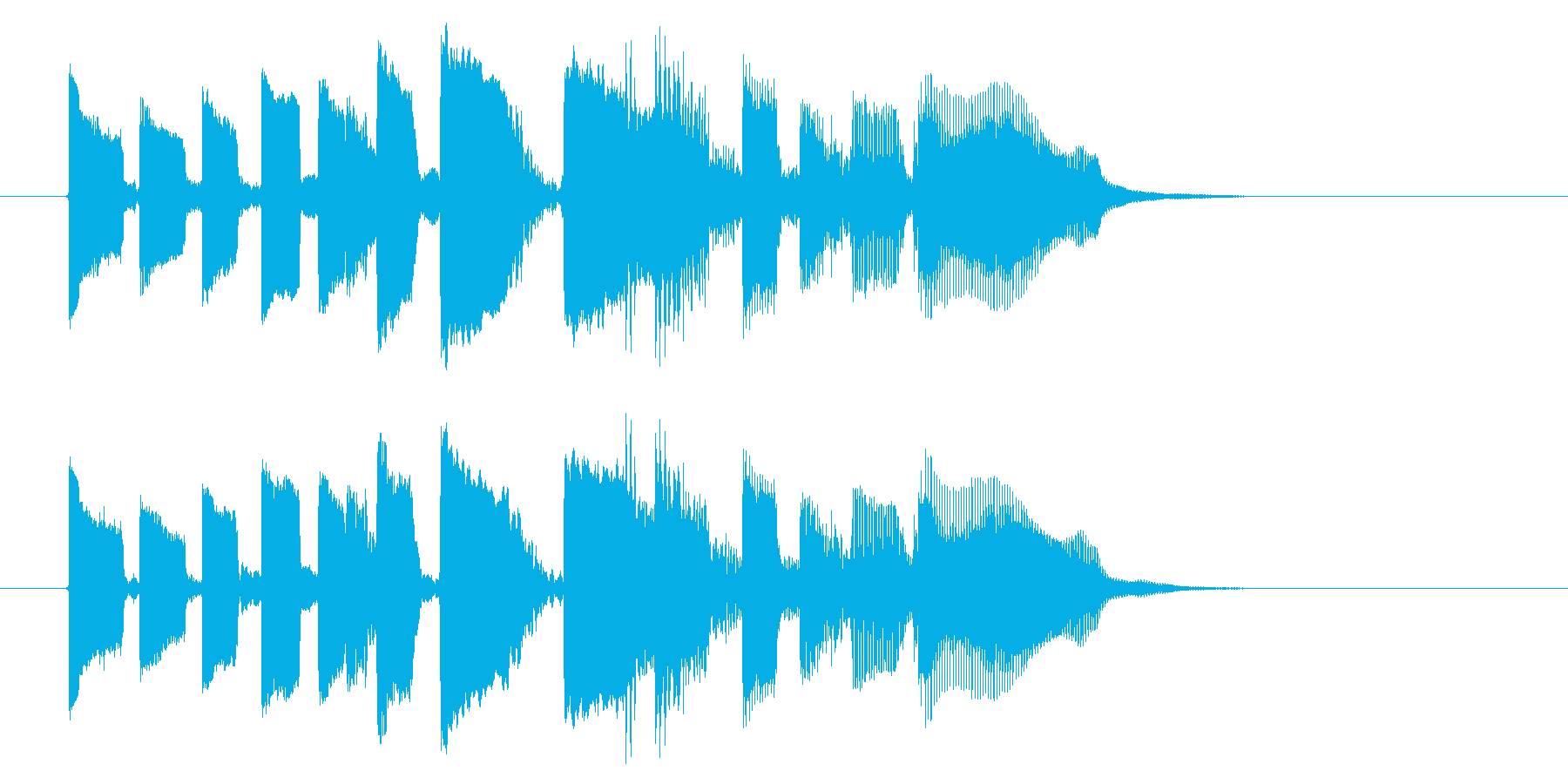 エレキ カントリー切り替え5 一件落着の再生済みの波形