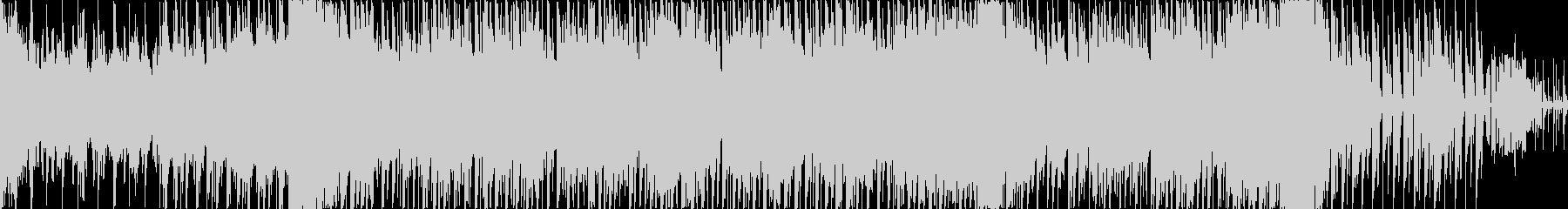 アクセルを全開にしたくなるユーロビート3の未再生の波形