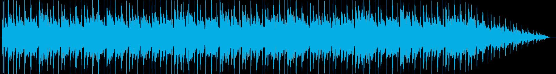 ポップ。ジェネリック:映画の前後の...の再生済みの波形