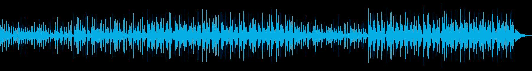 Littleの再生済みの波形