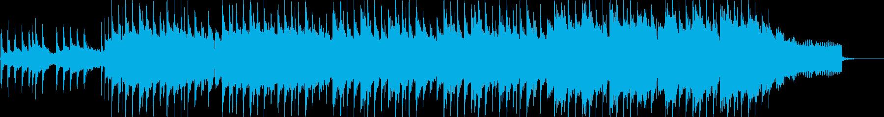 和風紅葉秋170琴尺八篠笛和太鼓90秒の再生済みの波形