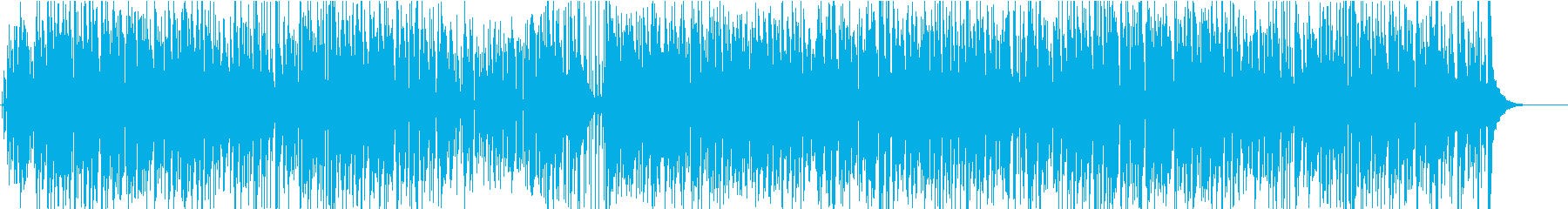 Bossa nova on the opening video with jazz piano's reproduced waveform