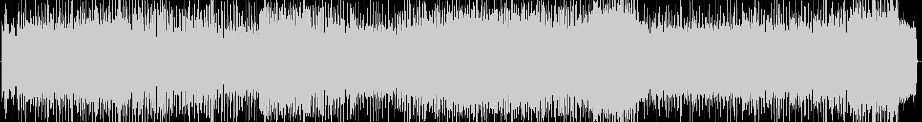 「HR/HM」「ROCK」BGM105の未再生の波形