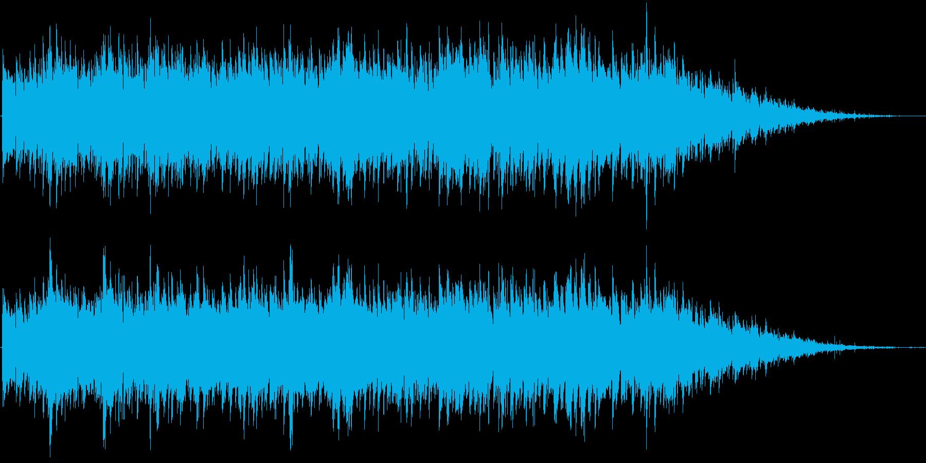 朝の訪れを感じるさわやかなイメージ音源…の再生済みの波形