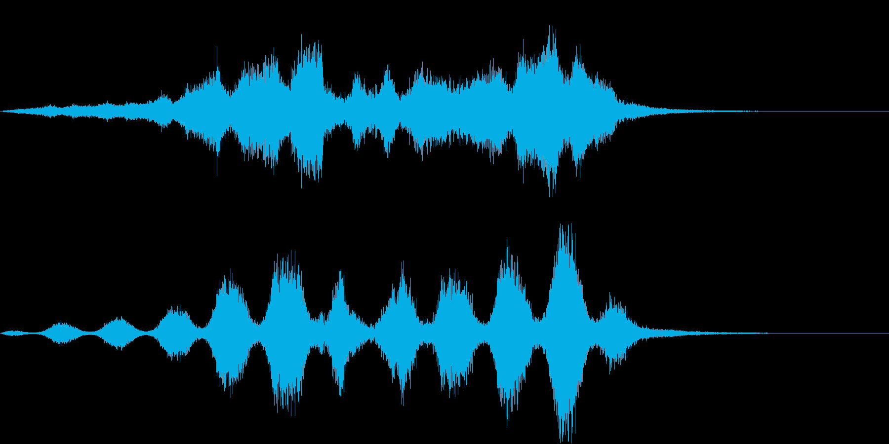 【映画演出】SF映画_追い詰められたの再生済みの波形