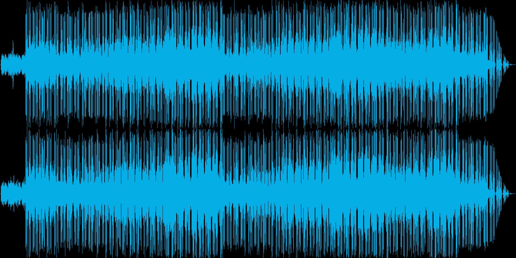 90年代のティンバランド風のR&Bです。の再生済みの波形