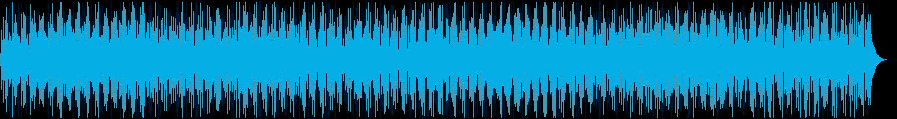 ほのぼのとしたカントリー風ソウルの再生済みの波形