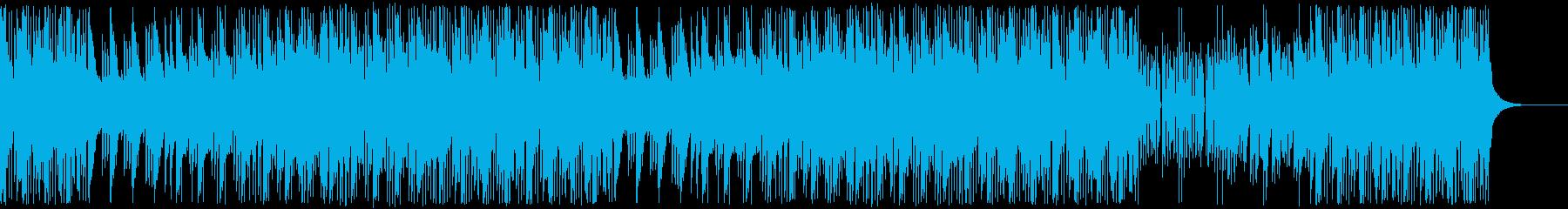 ピアノ/ダーク/Hip-Hop/Beatの再生済みの波形