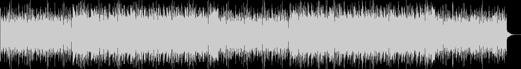 クールなドラムンベースの未再生の波形