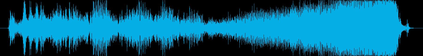 トランジション プロモーションパッド83の再生済みの波形
