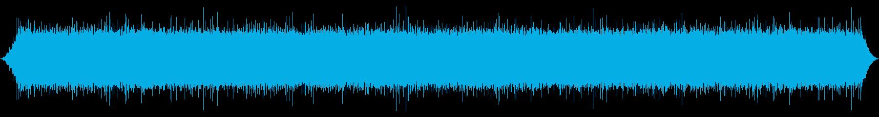 川:ヘビーフローの再生済みの波形